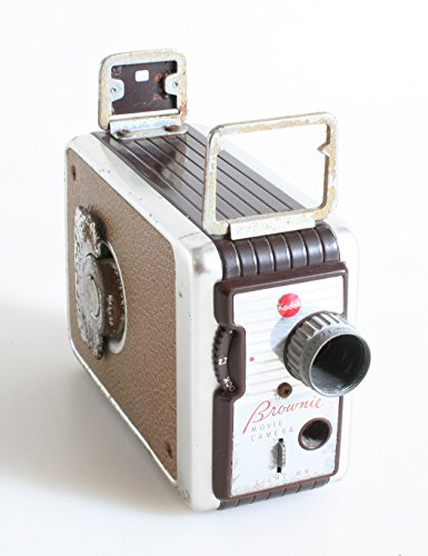 ART-DECO MOVIE CAMERA