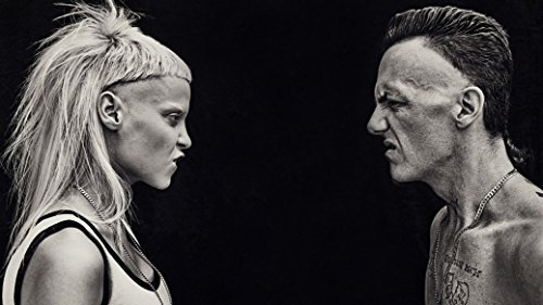 Die-Antwoord-Fabric-Cloth-Rolled-Wall-Poster-Print-Size-43-x-24