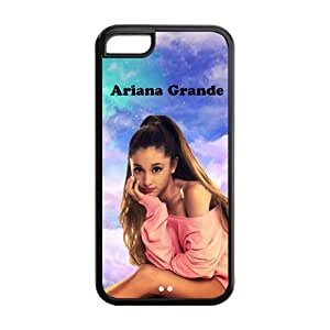 Customize Generic Rubber Material iPhone 5c Cover Ariana Grande Back Case Suitable For iPhone 5c
