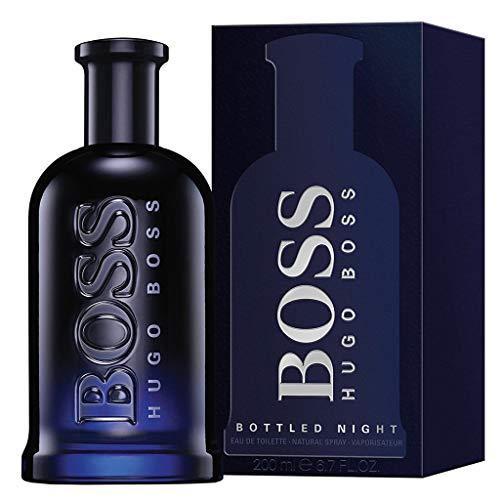 Boss Bottled Night by Hugo Boss for Men, 3.4 Oz