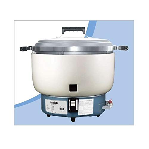 Amko Ak-55rc 55 Cups Natural Gas LNG Rice Cooker