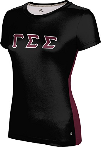 [ProSphere Women's Gamma Sigma Sigma Embrace Tech Tee (XX-Large)] (Miami Vice Outfits)