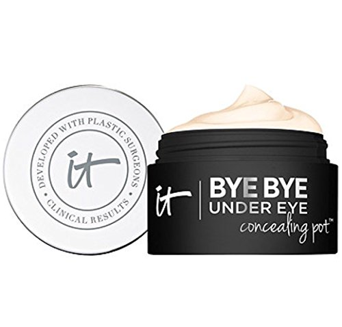 It Cosmetics Bye Bye Under Eye Concealing Pot Light 0.17oz