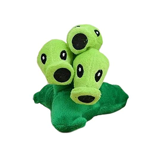 RAFGL Ular Game Simulation Plants Vs Zombies Plush Toys PVZ Soft Stuffed Plush Toys Doll Toy for Kids Gifts Baby Boy Must Haves Unique Gifts The Favourite Comic Superhero Toys 3 Movie Collection (Wii Games Plants Vs Zombies)