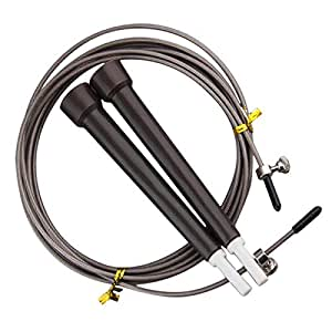 Lovelysunshiny Cable de Acero Saltar Saltar Saltar Velocidad ...