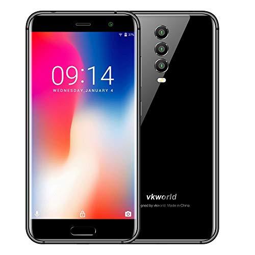 edb91582c2b 5.2inch VKWorld K1 Android 8.1 21.0MP Octa core Dual SIM 4GB+64GB Smartphone