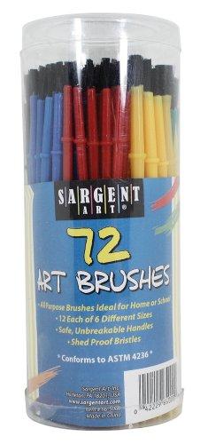 Sargent Art 56 5000 72 Count Assortment