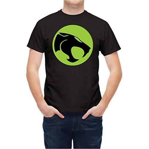Thundercats Cool Green Logo T-shirt for Men - S to 2XL