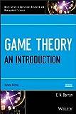 Game Theory : An Introduction, Set, Barron, E N, 1118612035