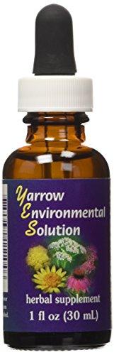 Flower Essence Services (FES) Yarrow Environmental Solution 1 oz
