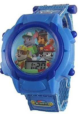 Paw Patrol Kid's Blue Digital Watch from Accutime
