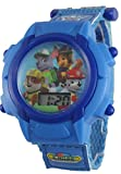 Paw Patrol Kid's Blue Digital Watch