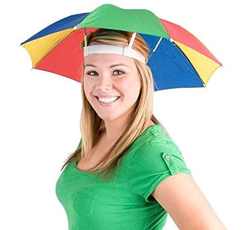 "Rhode Island Novelty Umbrella Hats 20"""