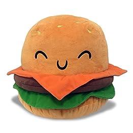 Cheeseburger Plush | Snackeez Plushies 4
