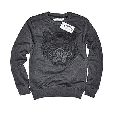 Kenzo ss18 Paris Tiger Logo Women Sweatshirt