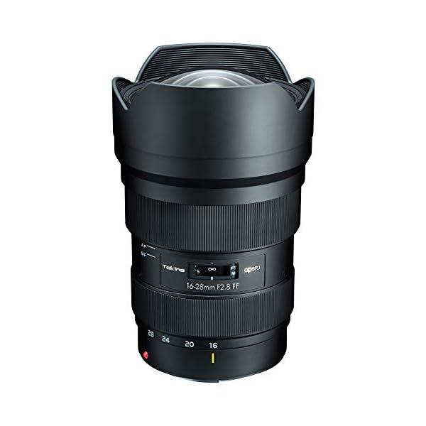 RetinaPix Tokina Opera 16-28MM F2.8 FF for Canon EF Mount