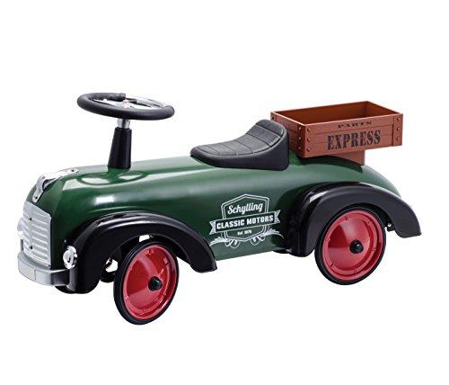 Wooden Pickup Truck (Schylling Met Speedster Pickup Truck)