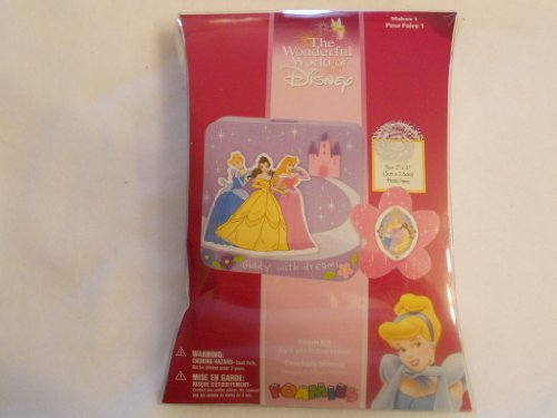 Disney Foamies (Foamies Disney Princess Bank and Picture Holder)