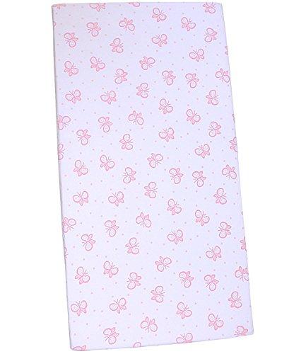 BabyPrem Baby Bedding Fitted Cotton Cradle Pram Sheet 35