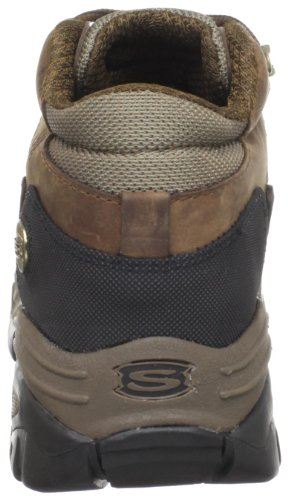 Skechers Work Blue Ridge Herren Braun Steel Toe Neu/Display EU 40