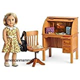 American Girl Kit's Wooden School Desk and Chair