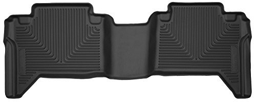 Husky Liners 53801 X-act Contour Black 2nd Seat Floor Liner by Husky Liners