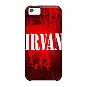 New Shockproof Protection Case Cover For Iphone 5c/ Nirvana Case Cover
