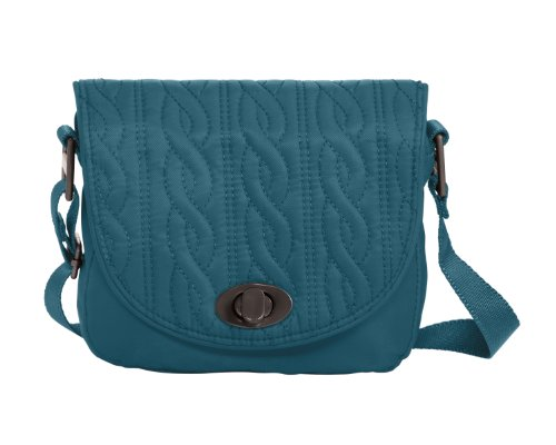 Baggallini Luggage Delight Quilted Crossbody