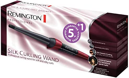 Remington Silk CI96W1 - Rizador de pelo, Pinza de 13 a 25 mm ...