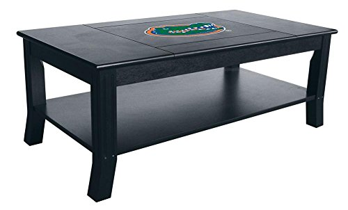 NCAA Florida Gators University Coffee Table, One Size, Multicolor by Imperial