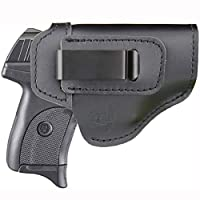 IWB Holster Fits:Ruger EC9S / LC9S / LC380 / SR22 - Inside Waistband Concealed Carry Holster(Right Hand)