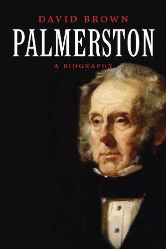 Palmerston: A Biography - Palmerston Shops