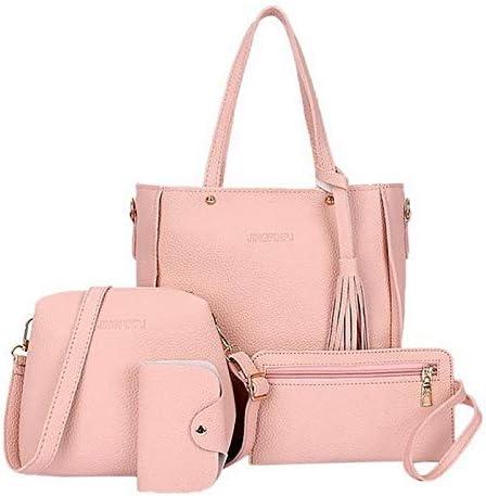 Sliwei Nouveau sac /à main de sac /à main de sac /à bandouli/ère en cuir artificiel de femmes de mode Sacs port/és main