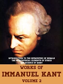 an introduction to the ethics of immanuel kant (natural law: an introduction to legal philosophy, 2nd ed, 1970, p  natural  law theories of ethics and justice go back to the ancient greeks,.