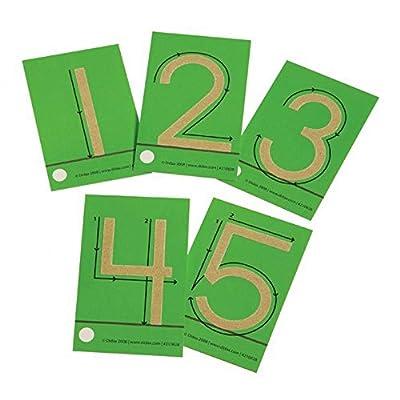 Sandpaper Numerals: Arts, Crafts & Sewing