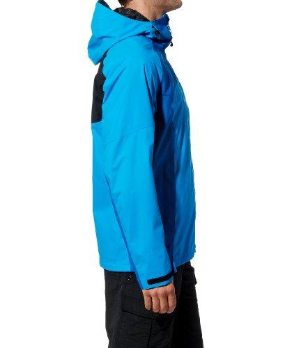 Jack Wolfskin Regenjacke Cloud Stream Jacket Men atlas blue (Größe: XL)