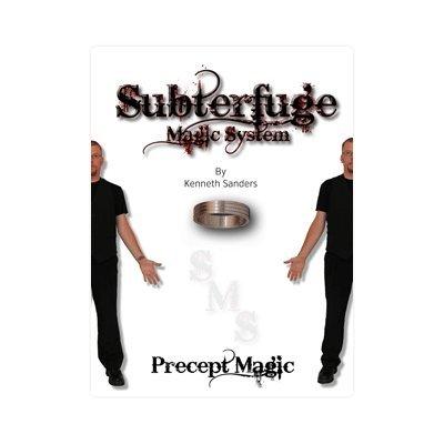 100%本物保証! Subterfuge Precept 2.0 Magic System (large) (large) by Kenneth Sanders B007T3OQBA by Precept Magic B007T3OQBA, はたち健康ライフ研究所:ba8ab843 --- arianechie.dominiotemporario.com