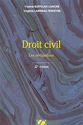 Droit civil. Les obligations - 12e éd.: Université