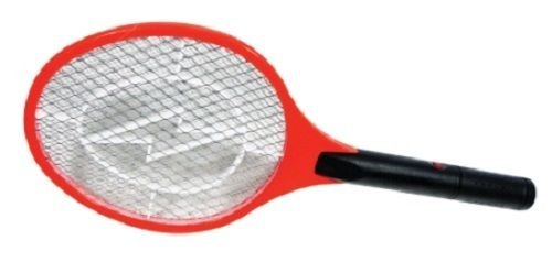 New MTN-G Handheld Bug Zapper Tennis Racket Electronic Flyswatter 1500V Takes 2 D Cells by MTN Gearsmith
