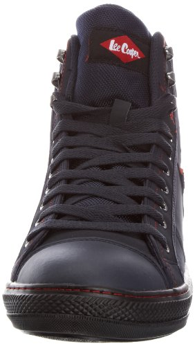 Lee Cooper Workwear Sb Boot, Chaussures de sécurité Adulte Mixte Bleu (blue)