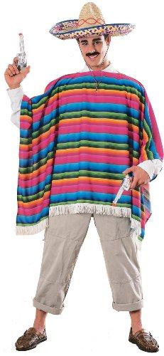 Serape Costumes (MEXICAN SERAPE ADULT)