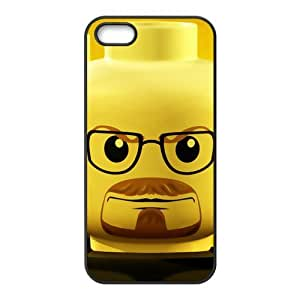 Yellow cute little doll Cell Phone Case for iPhone 5S