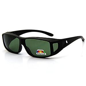 AEVOGUE Over-The-Glass Polarized Sunglasses Prescription Glasses DT0222