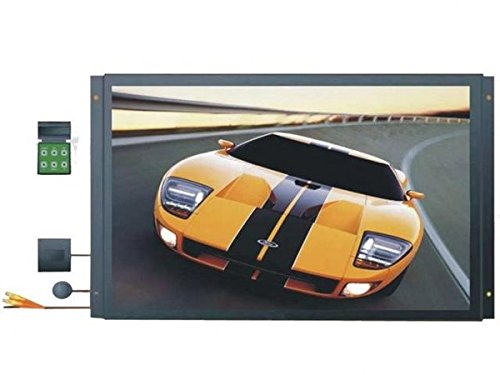 TView TRP25 Raw Panel/Flat Screen LCD Car/Home/Computer Video Monitor