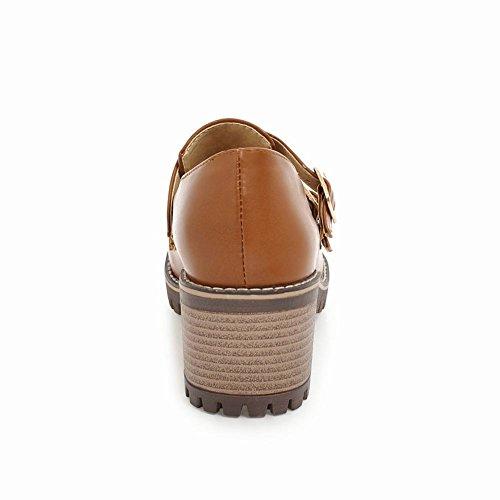 Punta Sul Tacco Con Rotonda A Mee Donna Shoes E Spillo Fascialina Da Tallone wq8fW6OP