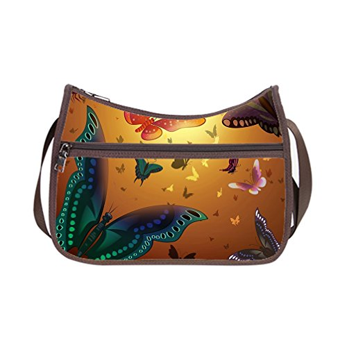 JIUDUIDODO Oxford Fabric Butterfly Handbags product image