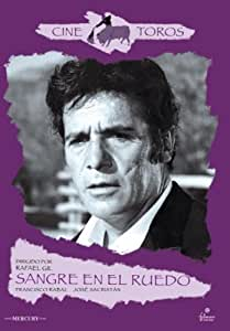 Sangre En El Ruedo [DVD]