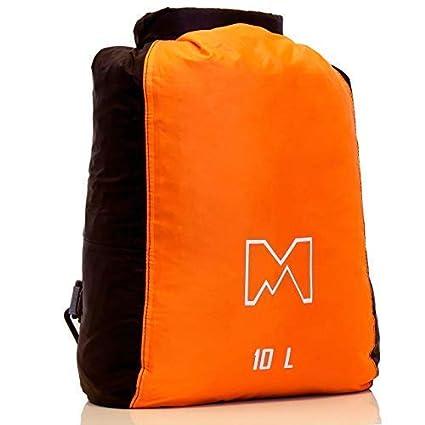 ce544780f344 Amazon.com   PEAK MASTER Waterproof Dry Bag with 2 Adjustable Straps ...