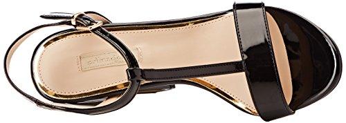 Caviglia Primadonna alla Sandali 112105431ve Cinturino Nero Donna con wBqBfX8r