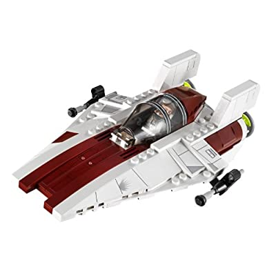 LEGO Star Wars A-wing Starfighter 75003: Toys & Games